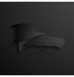 modern halloween background vector image vector image