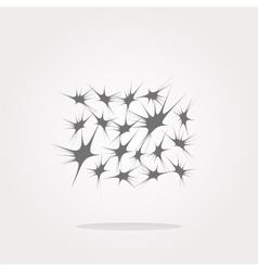 Star icon Star icon Star icon vector image