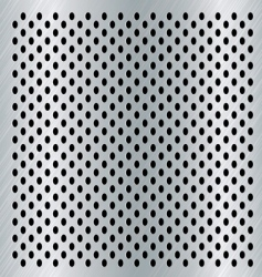 brushed dot background vector image