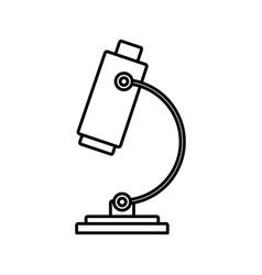 Microscope icon imag vector