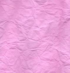 Crimp Paper vector image