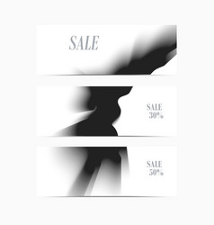 Banner-black-blend-one vector