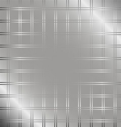 Checked silver pattern checkerboard abstract back vector