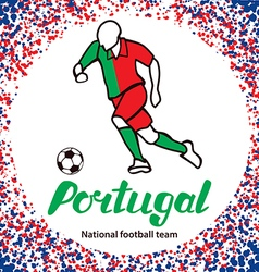 Portugal 3 vector