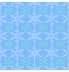 Hand-drawn doodles natural color snowflake vector image vector image