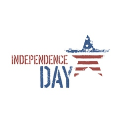 Independence day composition vector