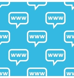 Www message pattern vector