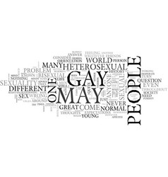 Am i asexual text word cloud concept vector