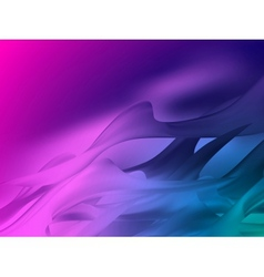 Blue and purple vivid color EPS 10 vector image