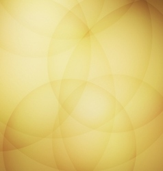 Curve element with yellow background vector image