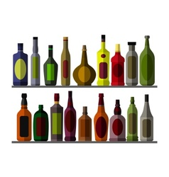 Collection bottle for vector