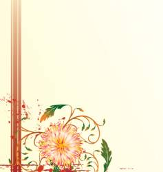 beautiful illustration vector image