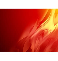 Red abstract background curved eps 10 vector