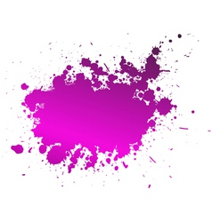 Colour splash background vector