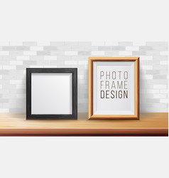 frames background concept good for your vector image vector image