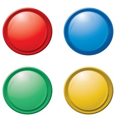 button designs vector image