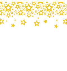 Color stars christmas decoration backgroud vector