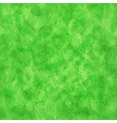 Watercolor green pattern vector