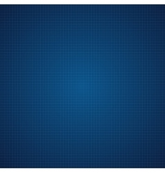 Grid on a blue background Eps 10 vector image vector image