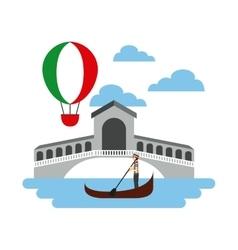 Italy country design vector