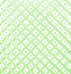 Watercolor stripes and dots background vector