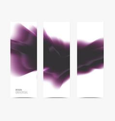 banner-violet-blend vector image