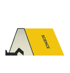 stem book vector image