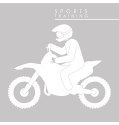 Sports training vector