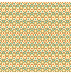 Abstract seamless wallpaper vector image vector image