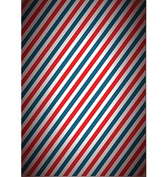 blue and red strip background vector image vector image