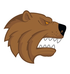 Logo bear vector