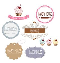 Bakery vector images over 51000 bakery logo vector pronofoot35fo Image collections