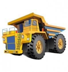 Trucks vector