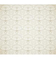 Vintage seamles pattern vector