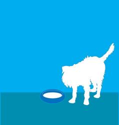 Affenpinscher dog vector image