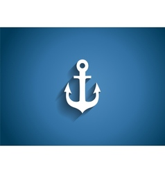 Sea glossy icon vector