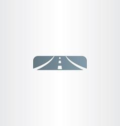 Highway icon sign logo vector