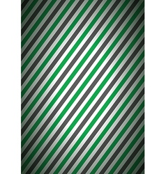 green strip background vector image