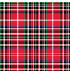 Kemp tartan fabric texture check pattern seamless vector