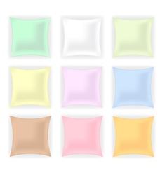 Pillows vector