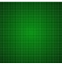 Grid on a green background eps 10 vector