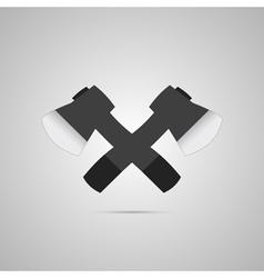 Crossed axes vector