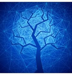 Mystic tree vector