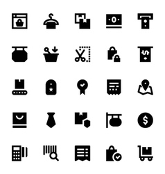Shopping and Retail Icons 2 vector image