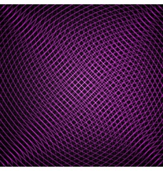 Abstract background swirl purple rays vector
