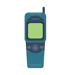 Mobile phone cellphone vector