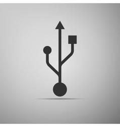 Usb symbol vector