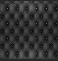 Premium dark fabric texture background vector