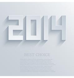 2014 background eps10 vector