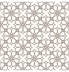 Abstract pattern in arabian vector